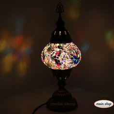 Die 19 Besten Bilder Von Mosaik Lampe Handgearbeitet