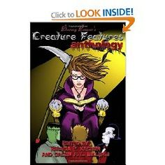 Anthology Rhonny Reaper's Creature Features which includes my short story, The Conqueror Worm (a story which is also the first chapter of my book, Death of Heaven. Proceeds go to Diabetes Charity.