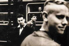 Depeche Mode by Anton Corbijn.