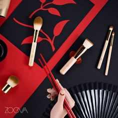 Bamboo Single Brushes Vol. 2. We extended our ZOEVA Bamboo Vol. 2 range by 14 single brushes. www.zoeva.de