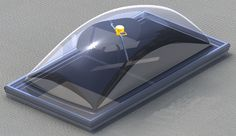 Ciralight SunTrackers | Active Daylighting for the 21st Century | #green #lighting #building #design