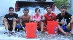 The ASL ice bucket challenge.