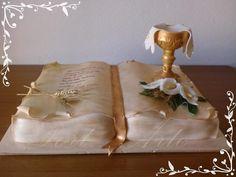 Torta prima comunione Enrico - Paperblog