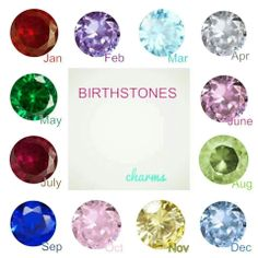 The Symbolism Of Birthstone Gemstones  Jewelry Ideas And Craft