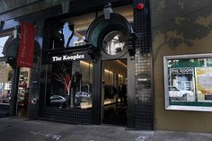 The Kooples // Keanan Duffty's Bay Area finds for S.F. Chronicle's Top 100 Shops.