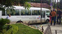 DE LA ZANJA : Entregan Autobus Escolar a los estudiantes de Saba...