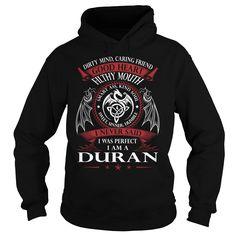 DURAN Good Heart - Last Name, Surname TShirts
