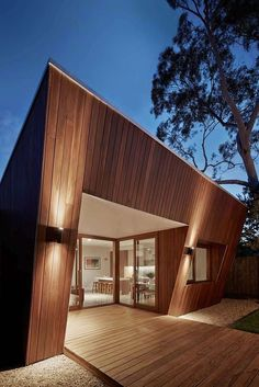 Thornbury House by Mesh Design Projects