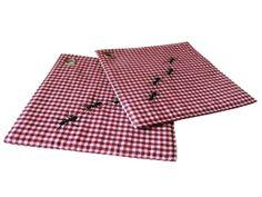 Ameisen, Topflappen Set, handgenäht