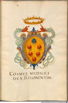 Cosimo de Medici ii duke