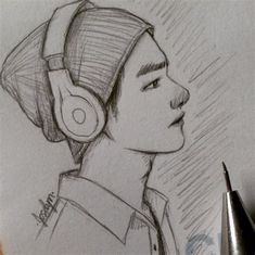 Images By Mary Chu On Drawings | Art Drawings Sketches Simple
