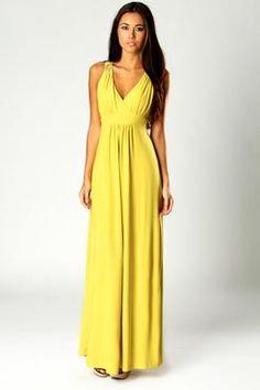 Grecian style summer dresses