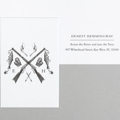 See The Business Cards Of Darwin Shakespeare And Other Famous