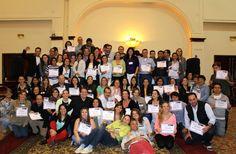 Tercer grupo de Graduados de Taller Discovery en Guatemala