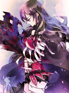 Velvet Crowe (Tales of Berseria)