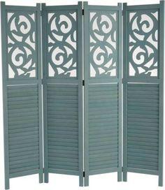 Fabulous heute wohnen Paravent Istanbul Raumteiler Trennwand Sichtschutz Ornamente u