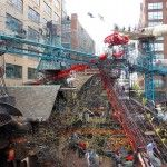 In Saint Louis!! We will have to go here one day soon!! City Museum: A 10-Story Former Shoe Factory Transformed into the Ultimate Urban Playground