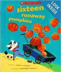 Sixteen Runaway Pumpkins by Dianne Ochiltree Halloween And More, Halloween Math, Halloween Themes, Best Books To Read, Good Books, Pre-k Resources, Math Books, Preschool Books, Preschool Curriculum