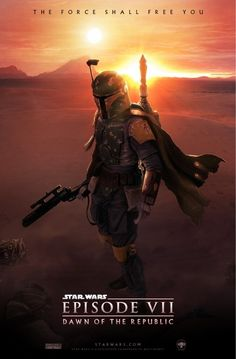 <b>These ARE the posters you were looking for.</b> Let's hope the studio does these just as well.