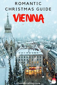 Vienna - Top 10 things to do in Christmas and Winter Time - Travel Styles, Travel News, Travel Routes Travel Route, Europe Travel Tips, European Travel, Travel Destinations, Travel Guides, Travelling Europe, Time Travel, Traveling, Christmas Travel