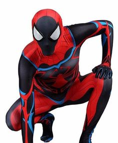 New Unlimited Spider-Man 3D Printing Costume #Suit