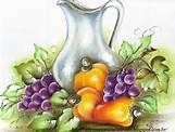One Stroke Painting, Fruit Painting, Tole Painting, Fabric Painting, Vinyl Figures, Pencil Drawings, Flower Art, Line Art, Beautiful Flowers