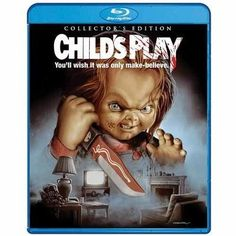 Child's Play (1988) [Collector's Edition] Blu-ray