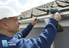 Get the excellent service of gutter repairs from a team of professionals who are in the business for years. Go to link nice-n-white.co.uk. They are one of the highly renowned gutter repair service providers. see more : http://bit.ly/2qaP5WW