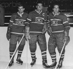 Amazing And Rare Photos From The Canadiens Past Maurice Richard, Montreal Canadiens, Ken Dryden, Ted Lindsay, New York Teams, Bobby Hull, Wayne Gretzky, Nhl Games, Counter