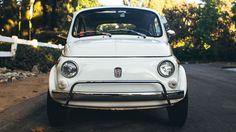 Le propriétaire d'une sublime Fiat 500 de 1971 a mis le véhicule en vente sur le site Ebay pour la somme de 10'000 $.