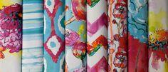Fabric8 finalist: Breezy Blooms by sberrens