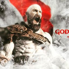 An incredible showing of the new God of War last night at the Sony E3 conference, so found this awesome piece on Deviantart by Jnsvmli #godofwar #sony #e3 #playstation #playstation4 #gaming #kratos #games #play #art #norse #mythology #gods