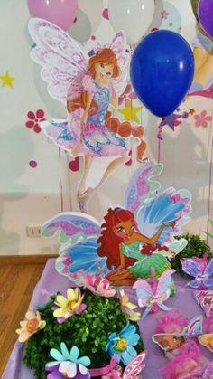 Risultati immagini per фотозона для Winx Party