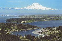 Gig Harbor/Mt. Rainier, Washington