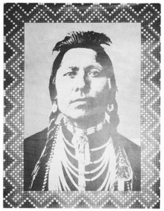 Thundercloud, American Indian, poster