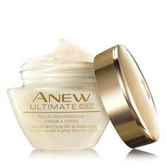 New and Improved Anew Ultimate Day Cream.  Our #1 selling anti-aging regime just got better! Mix or Match (2) for $40 or separately $24.99. To Shop! go to: http://www.youravon.com/mferguson1172