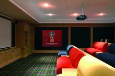l 2018 FIFA WORLD CUP l Lancement de la coupe du monde cet après-midi! Les matchs sont retranscrits dans notre salle de cinéma~ Come and watch the World Cup in our cinema! Hotel Chalet, Film D'action, Leading Hotels, Luxury Spa, Hotel Spa, Swimming Pools, Couch, Moment, Room