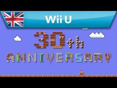 Check out the Super Mario Bros. anniversary website, and a hidden message