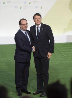 Futuro do planeta é um desafio, diz Renzi na COP21 (foto: ANSA)