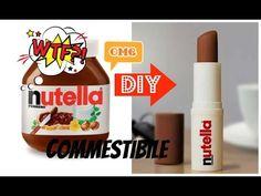 PROFUMO ALLA NUTELLA fai da te! diy nutella perfume - YouTube