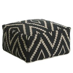 I want...  This pouf for extra seating/a living room accessory.