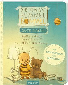 """<p><strong>Ein liebevolles Einschlafbuch für die Kleinsten</strong></p><p>Die Baby Hummel Bommel ist müde, aber bevor die Äuglein zugehen können, braucht es erst noch einen Honigtee, eine Gutenachtgeschichte und ein Schlaflied ...<br />""""Und wen..."""