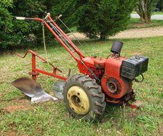 5 Acres & A Dream: A 2-Wheel Tractor & A Thank You