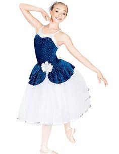 Blue Waltz | Dancewear by Patricia