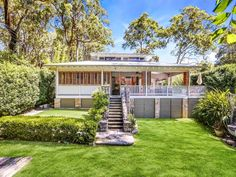 A Walter Barda Designed Beach House in Avalon