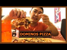Food Episode 5 - DOMINOS PIZZA MUKBANG - YouTube