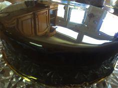 Glaçage miroir ultra brillant