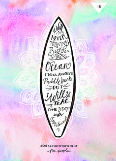☮ American Hippie Psychedelic Art Quotes ~ Summer .. Surf