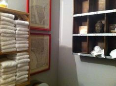 Ladies Room - taken by a guest. Bookcase, Restaurant, Shelves, Gallery, Room, Home Decor, Bedroom, Shelving, Decoration Home