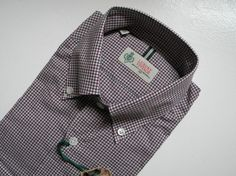 Borrelli LV dress shirt